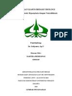 Lapsus Bedah Urologi - BPH Dan Vesicolithiasis