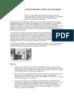 Acerca de Universidad Mariano Gálvez de Guatemala (4)
