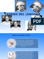 Teoria Del Lenguaje