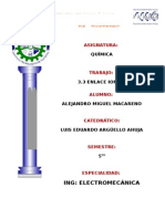 3.3 Enlace Ionico