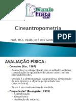 AVALIAÇÃO ANTROPOMETRICA