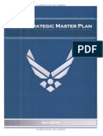 USAF Strategic Master Plan (May 2015)