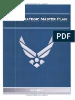 USAF Strategic Master Plan (May 2015)