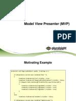 Pattern Mvp Slides