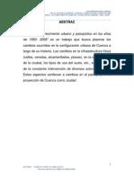 Trama de Cuenca