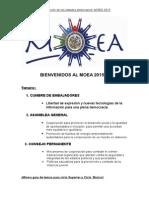 Moea 2015 Guias