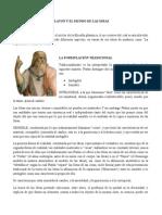 Platon y El Mundo de Las Ideas.resumen