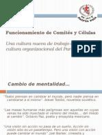Funcionamiento de Comites-celulas.cultura Org. Sergio - Copia