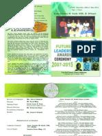 2015 Award Program