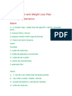 Diet Program and Weight Loss Pla1