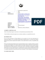 AH14 Comportamiento Organizacional 201501