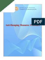 Procedure Anti-Dumping Duty 20 Nov. 2014
