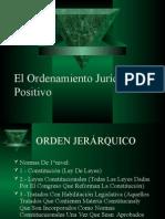 El Ordenamiento Juridico