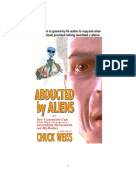 Abducted by Aliens by Chuck Weiss