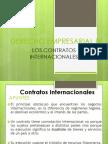 CONTRATOS INTERNACIONALES 2015