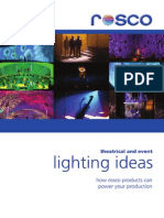 Lighting Ideas Theatre