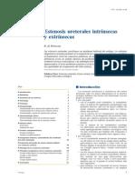 EMC - Urología Volume 42 issue 4 2010 [doi 10.1016_s1761-3310(10)70001-3] R. de Petriconi -- Estenosis ureterales intrínsecas y extrínsecas.pdf