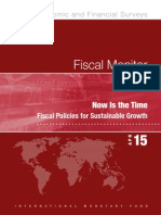 2015 Fiscal MOnitor
