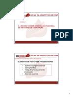 Material de Aula TOPAv ARQ Unidade 2 Rev Org Func SC 2015 1 [REV1]