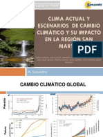 INDICADORES CLIMATICOSMOYOBAMBA