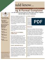 GO 2 Filing Formal Complaint2hgjk