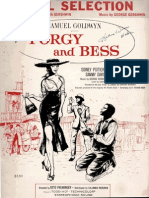 Porgy and Bess - Vocal Selecti
