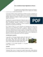 1.4. Actividades sociales y económicas de mayor importancia en Oaxaca.