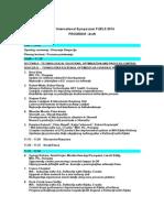 Program FUELS 2014