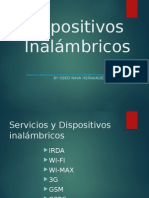 dispositivos inalambricos