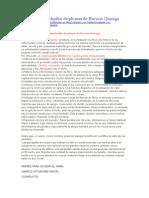 Análisis El Almohadón de Plumas de Horacio Quiroga