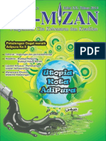 Majalah Al-Mizan Tahun 2014 Versi PDF | LPM Al Mizan