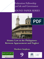Islamic Application in the Philippines