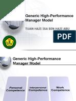 Pengarah Melaka Generic High