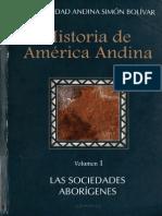 Historia de América Andina. Vol. 1