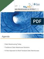 Multi-terabyte MySQL Data Warehouses- Absolutely! Presentation