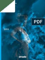 DRIADE Catalogue 2014