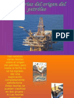Teorias Del Petroleo