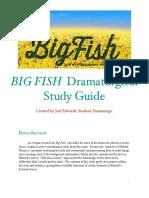 Big Fish Study Guide