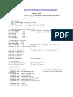 Turbo C Code Gps