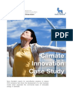 Climate Innovation Case Study NovoNordisk