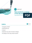 New products or design of the day-ahead market?