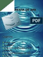 Amprenta de Apa