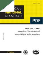 Accidents statistics