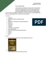 Hydrometer Method With Photos