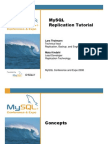 MySQL Replication Tutorial Presentation