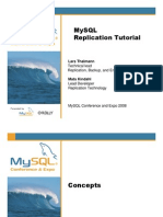 MySQL Replication Tutorial Presentation