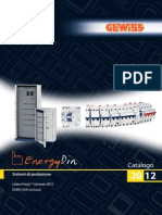 Gewiss - Catalogo Din - 2012.pdf