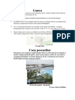 Proiect Lunca Dunarii