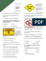 Soal Smp Notice