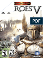 HeroesV - Manual UK